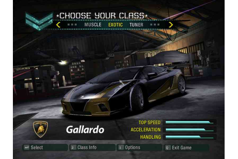 Need For Speed Carbon Game Download Free For PC Full ...