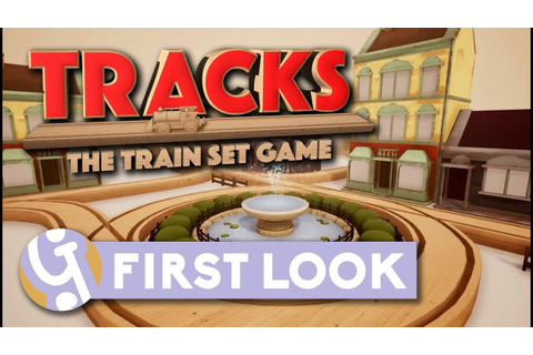My Childhood In A Game! | Let's Play Tracks - The Train ...