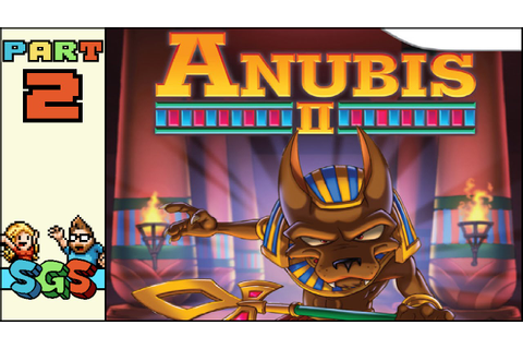 Anubis II | Wii | PART 2: This Game Is Nightmare | Super ...