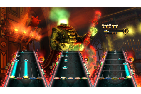 Guitar Hero®: Warriors of Rock - Media