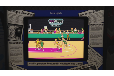 Arch Rivals (Arcade, 1989) - Video Game Years History ...