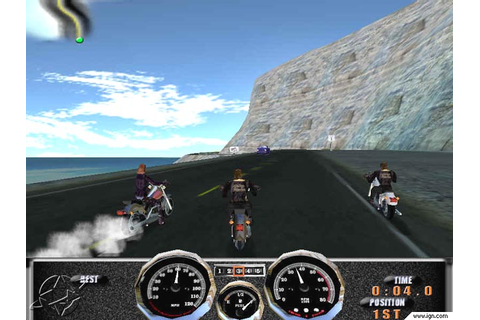 Harley-Davidson: Race Across America Screenshots, Pictures ...