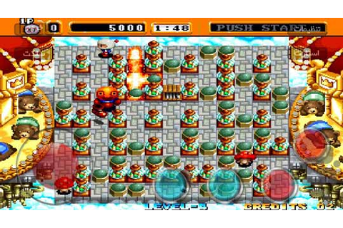 Neo Bomberman Game Download for Android and Computer ...