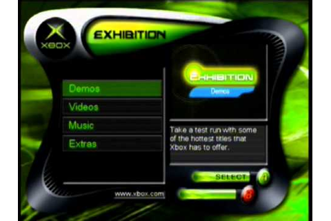 Xbox Exhibition Demo Disk: Hub Menu OST - YouTube