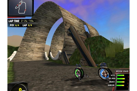 SPOGS Racing (WiiWare) News, Reviews, Trailer & Screenshots