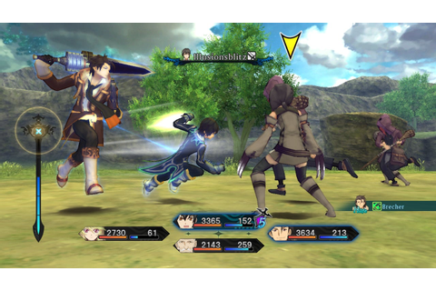 Tales of Xillia 2 Review - IGN