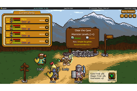 Download Adventurer Manager Full PC Game
