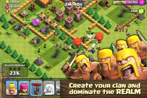 9 Must-Play Games Like Clash of Clans | LevelSkip