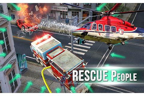 Game Helicopter Fire & Rescue apk for kindle fire ...