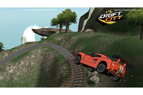 Drift City PC Game Free Download ~ FeRoZaA