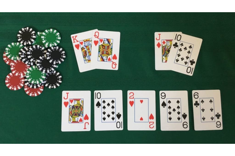 How to Deal Texas Hold'em Poker - Upswing Poker