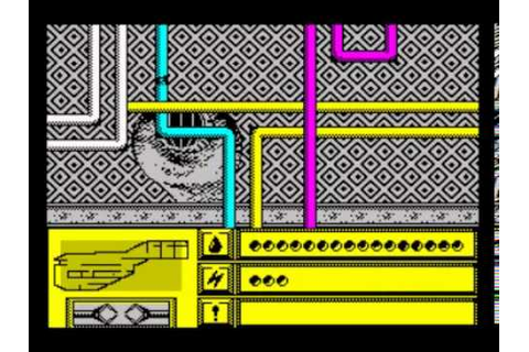 Raster Scan (ZX Spectrum) - YouTube