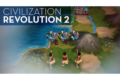 An Early Look at Civilization Revolution 2 - YouTube