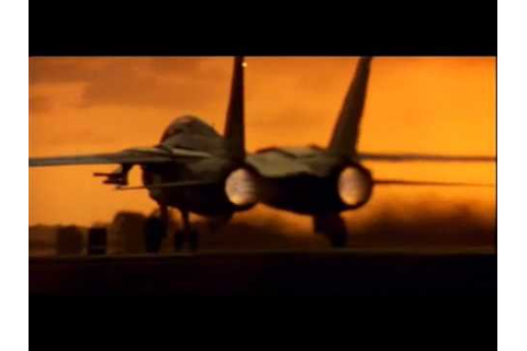 TOP GUN -DANGER ZONE (Music Video) - YouTube