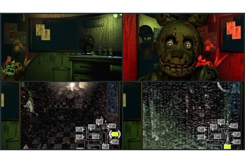 Five Nights at Freddy's 3 Download Free [FNAF 3 PC Full ...
