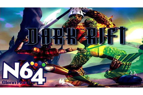 Dark Rift - Nintendo 64 Review - HD - YouTube