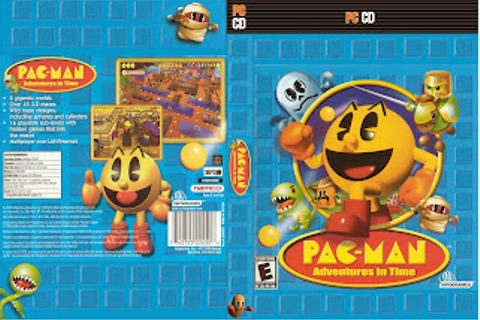 Pac-Man Adventures in Time PC Game | Verdugo Online