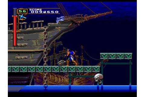 Castlevania: Rondo of Blood (TG-16 / TurboGrafx-16) Game ...