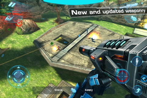 N.O.V.A 2 Out Now For iPhone, iPad And iPod Touch