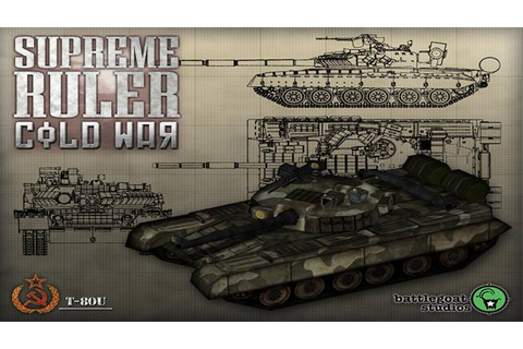 Supreme Ruler: Cold War gameplay trailer « GamingBolt.com ...