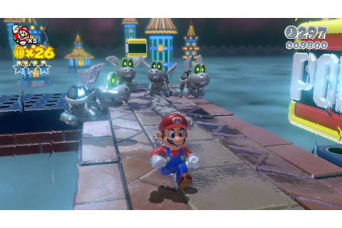 Iwata Thinks Super Mario 3D World Will Be The Key Game To ...