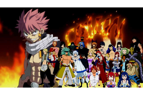 THE FINAL BATTLES OF FAIRY TAIL | Fairy Tail will never ...