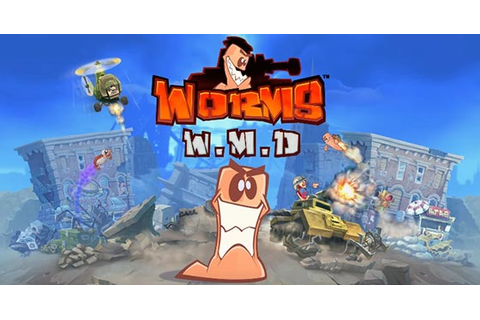 Worms W.M.D PC preview - Worms is back in shape again! - TGG