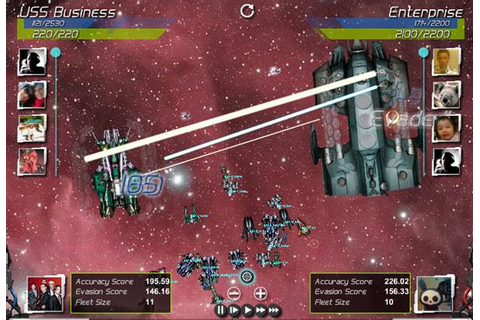 Starship Command « Facebook Game