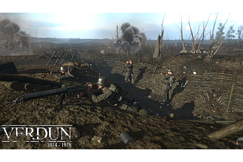 Stuck in the Trenches: Verdun Makes War Hell | Verdun