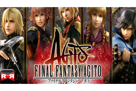 FINAL FANTASY AGITO (by SQUARE ENIX) [JP] - iOS - iPhone ...