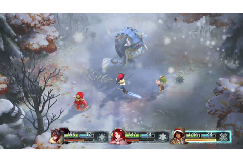 Role Playing Game I Am Setsuna Launching On PC, PS4 In ...