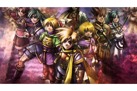 How 'Golden Sun' Pushed the Limits of the GBA and RPGs ...