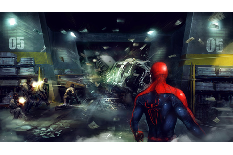 The Amazing Spiderman 2 Reloaded Direct Links – Games For ...