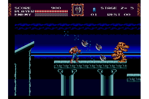 Castlevania - The New Generation Download Game | GameFabrique