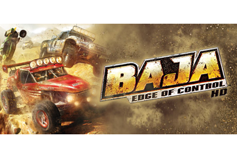 BAJA: Edge of Control HD on Steam