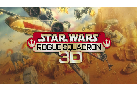 STAR WARS: Rogue Squadron 3D - Download - Free GoG PC Games