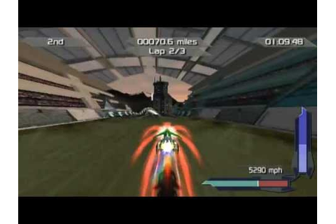 HSX: Hypersonic.Xtreme (PS2 Gameplay) - YouTube