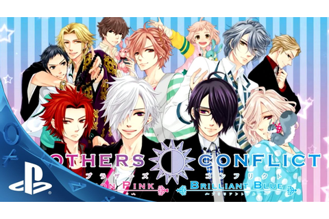 Brothers Conflict: Precious Baby - Trailer (Otomate ...