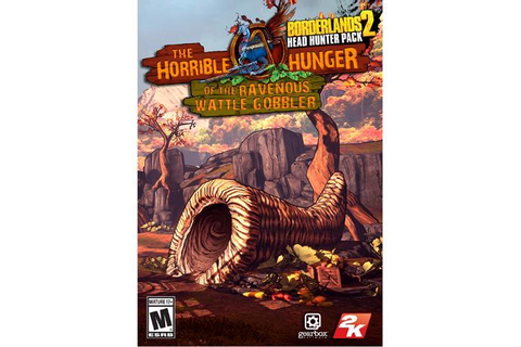 Borderlands 2 - Headhunter 2: The Horrible Hunger of the ...