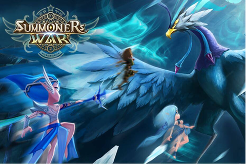 Summoners War climbs the App Store charts across key ...