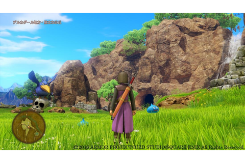 Images de Dragon Quest XI S : Les Combattants de la ...