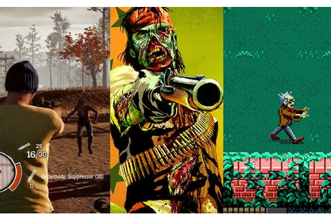 16 Best Zombie Games of All-Time: The Ultimate List ...
