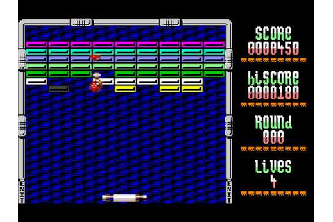 C64 Game - Break 64 - YouTube