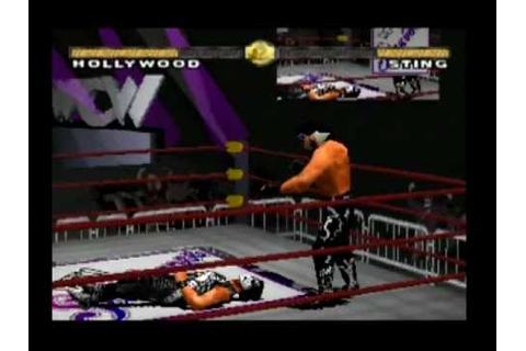 WCW Nitro (Playable Demo) - Official UK Playstation ...