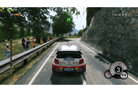 A Rally Game That's Actually A Rally Game! – WRC 3 ...