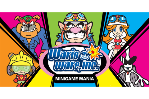 WarioWare, Inc.: Minigame Mania | Game Boy Advance | Games ...