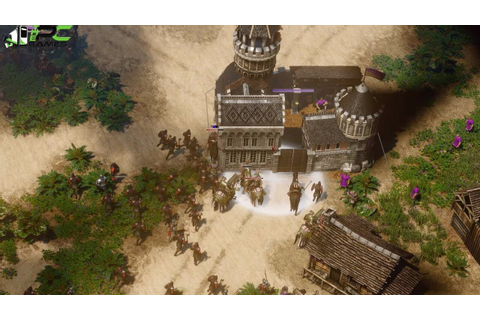 SpellForce 3 PC Game Free Download+Updates