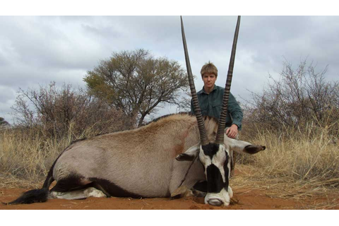 Africa Plains Game Hunting | SafariTime.com