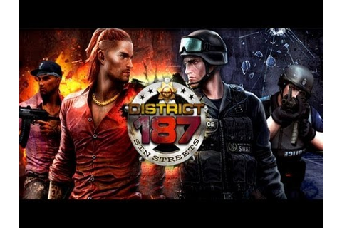 Steam Free Games - District 187: Sin Streets - YouTube