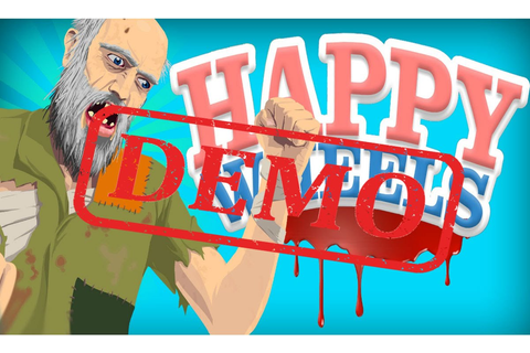 Happy Wheels Demo | Unblocked Games [#5] - YouTube